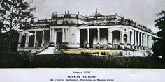 estancia La Elisa, Capitán Sarmiento, Pcia de Bs As