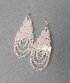 Love these with the Tila Beads