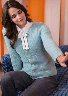 Ladies' Jacket, S9285 | Schachenmayr