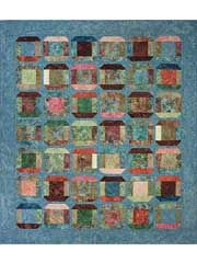 Snap, Cracker & Pop Quilt Pattern