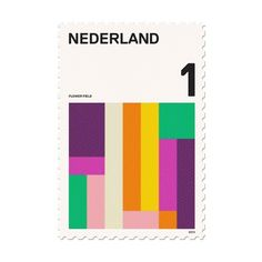 Final result. Netherlands. Birds eye view of a flower field....