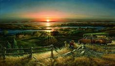 One of my favorite Terry Redlin's