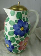 alte Kakaokanne Keramik aus Sammlung #06 Schramberg Wien