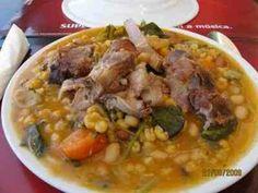 Traditional CV food. This dish is Cachupa.