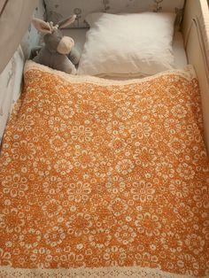 euleheule's | Baby Blanket. A stunner!