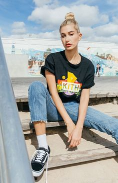 The brand has proven it\u0027s a streetwear brand with both hype and heart. See  the full look book featuring Hailey Bald. Fason · Streetwear Style Femme