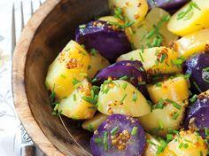 Salade de pommes de terre revisitée
