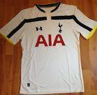 For Sale - Tottenham Hotspur Spurs EPL 2014-2015 Home Soccer Jersey New Size M Medium - http://sprtz.us/HotspursEBay