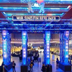 Auch wir sind heute Berliner!