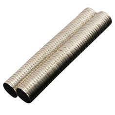 50 forte aimants 8x1 mm néodyme disque Forte Thin Craft magnet 8 mm Dia x 1 mm