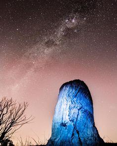 Shared by memento.album #astrophotography #contratahotel (o) http://ift.tt/249aKwX #melbourne #victoria #australia #nightscape  #spider #galaxy #milkyway #jigesh #Desai #startrails #star