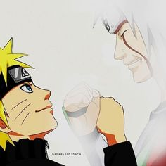 Immagine di naruto, anime, and jiraya Anime Naruto, Kakashi Naruto, Art Naruto, Naruto Cute, Sad Anime, Gaara, Manga Anime, Naruto Uzumaki Shippuden, Triste Naruto