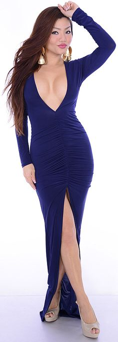 Snake Charmer (Navy)-Great Glam is the web's best online shop for trendy club styles, fashionable party dresses and dress wear, super hot clubbing clothing, stylish going out shirts, partying clothes, super cute and sexy club fashions, halter and tube top
