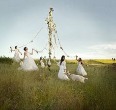 maypole dance women norway - Google Search