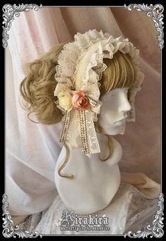 Another gorgeous piece. KIRAKIRA forest girl headdress.