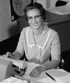 1st - 4th grade lesson plan from NASA about  mathematician Katherine Johnson #HiddenFigures #STEM
