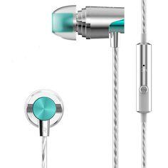 DZAT DR-20 Universal In-ear Music HIFI Bass Stereo Headphone With Mic