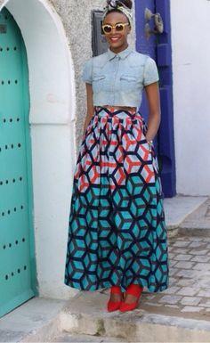 I <3 his skirt