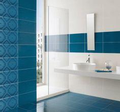 Rivestimento da bagno Blu Cream Full - Ceramiche Supergres   Bagno ...