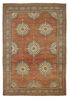 Handmade Antique Rugs - Vintage Handmade Carpets - ELLE DECOR