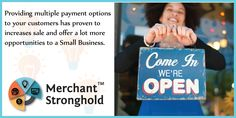 Accept payment from all over the #globe. Merchant Stronghold is one of the leaders in the merchant account industry. We offer payment Gateways and payment options that no one in this industry offers. To apply for a #free #merchantaccount visit our website: www.merchantstronghold.com +1(888) 622-6875 info@merchantstronghold.com #MerchantServices #PaymentGateway