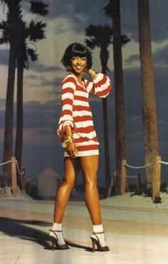 Look at Lauryn Hill. 70s Fashion, Look Fashion, Vintage Fashion, Fashion Outfits, Fashion Tips, Fashion 2020, Ladies Fashion, Couture Fashion, Runway Fashion
