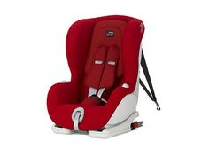 Britax R mer Versafix Isofix Group 1 Car Seat - Flame Red
