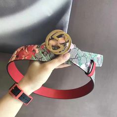 Gucci bangle forest woman belt