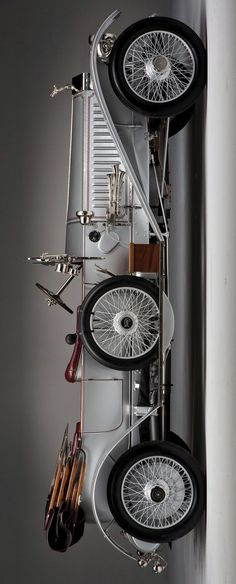 Rolls Royce 1915 Silver Ghost L- E Tourer