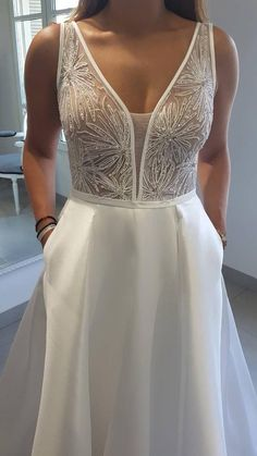 Denise Eleftheriou Real Bride Wedding Dress Wedding ideas Dress Wedding, Wedding Bride, Brides, Formal Dresses, Fashion, Dresses For Formal, Moda, Formal Gowns, Fashion Styles