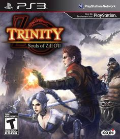 Trinity - Souls Of Zill O'll
