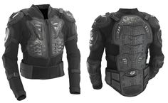 You've got to live while your alive.  You can do it safely.  Titan body armor for snowboarding or mountain biking.