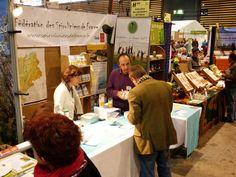 Spiruline et Gites en Drôme Provençale: Les primevères annoncent le printemps. Salon de l'alter écologie le 20 février 2015 à Eurexpo Lyon.
