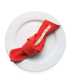 10 Napkin Folding Styles