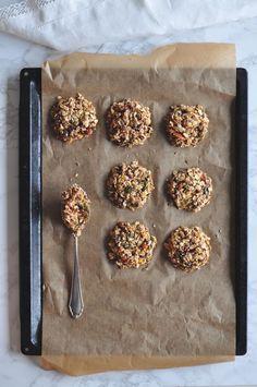Domowe ciasteczka zbożowe z mlekiem « Make Cooking Easier