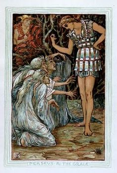 Perseo y las Grayas