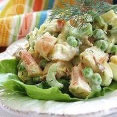 Eiersalat mit Shrimps @ de.allrecipes.com