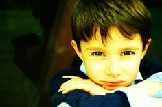 Communie / lentefeest / jongen / close-up / puur / naturel / boy