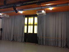 Danszaal bananenfabriek Luxembourg