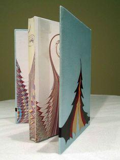 Travel Journal-Art Diary-Eclectic Dersign Book  Serafini Amelia  marbling inSpain: One binding from Sandra Varisco.