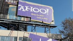Yahoo: An activist shareholder is calling for Yahoo to radically change its strategy, fire CEO Marissa Mayer and even revert to its old logo. Cnn Money, Internet Advertising, Old Logo, Asset Management, Investing, The Past, Fire, How To Plan, Turning