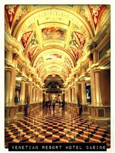 Las Vegas Travel photo of Venetian Resort Hotel Casino - Hotel