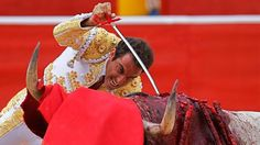For the end of the bullfights in CDMX