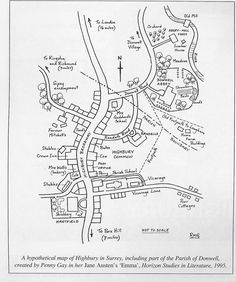 """A Hypothetical Map of Highbury,"" by Penny Gay. http://www.jasna.org/persuasions/on-line/vol36no1/gay.html"