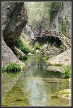 Ruta Rio Borosa - Cerrada Elías (Jaén) Beautiful Sites, Beautiful Places To Visit, Places To See, Nature Images, Nature Photos, Travel Around The World, Around The Worlds, Dangerous Roads, Andalucia Spain