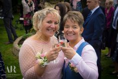 This week I was pleased to be invited to take the photographs at a friends weddings. It was my first Mrs and Mrs Wedding and also my first Humanist wedding. The wedding was at a quirky pub in Shrew…
