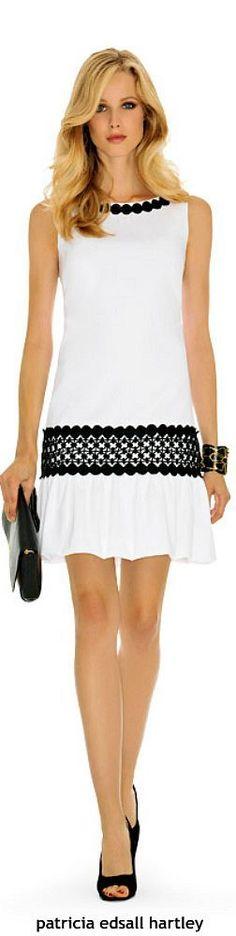 white dress Luisa Spagnoli: @roressclothes closet ideas women fashion outfit clothing style