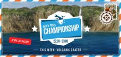 """Volcanic Crater"" Championship 22-23.03.2014 http://wp.me/p3xnRX-5l #letsfish"