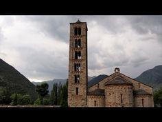 Románico en la Valla de Boi, 7 iglesias y una capilla