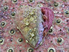 close-up of Treasure Trove by Beryl Taylor